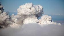 Atemberaubendes Schauspiel über Europas Himmel: Die gigantische Aschewolke