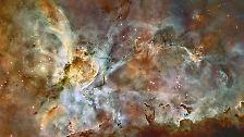 """Mehr als 20 Jahre als Auge im All: """"Hubble"""" macht scharfe Bilder"""