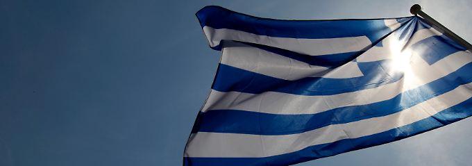 Hitzige Diskussionen um Griechenland