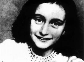 Anne Frank (undatiertes Archivfoto) starb im März 1945 im KZ Bergen Belsen an einer Typhus-Epidemie.