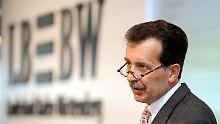 Hans-Jörg Vetter fürchtet ein dickes Ende bei den Kreditausfällen.