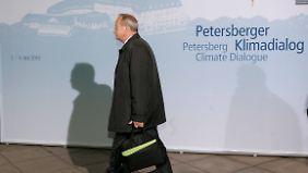 Der Kampf gegen den Klimawandel wird noch länger dauern: De Boer.