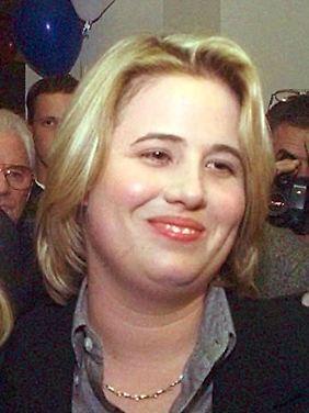 (Damals noch) Chastity Bono auf einem Bild von April 1998.