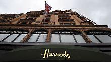 Al-Fayeds Milliardengeschäft: Scheichs kaufen Harrods