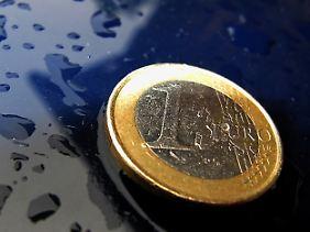 Dem Euro steht eine wacklige Woche bevor.