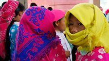 Speeddating auf Vietnamesisch: Der Liebesmarkt in Khau Vai