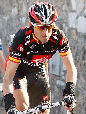 """Mit """"Piti valv"""" beschriftete Blutbeutel im Dopinglabor des Gynäkologen Eufemiano Fuentes wurde Alejandro Valverde doch noch zum Verhängnis."""