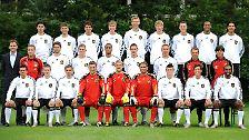 Jung kickt gut: Die deutschen Spieler bei der WM