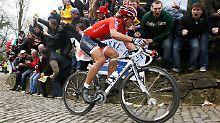 Fabian Cancellara soll einige Saisonsiege mit verbotener Motorisierung errungen haben.