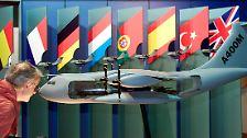 Die größte deutsche Luftfahrtmesse: ILA bricht alle Rekorde