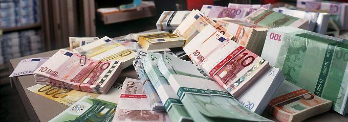 """Nur Bares ist Wahres? Nicht ganz: Auch unbares Zentralbankgeld ist """"Vollgeld""""."""