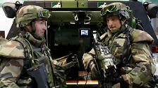 Eurosatory 2010 bei Paris: Die großen Rüstungskonzerne
