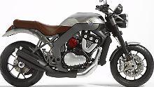 Als weltweit erstes Serienmotorrad mit Sechszylindermotor in VR-Auslegung soll die neue Horex ab Ende 2011 produziert werden.