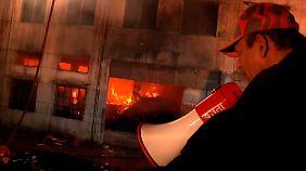 Weil das Feuer im ersten Stock des Gebäudes ausbrach, gab es für die meisten Opfer kein Entrinnen.