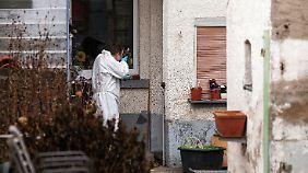 Der Täter aus Kruft stellte sich vergangene Woche in Saarbrücken.