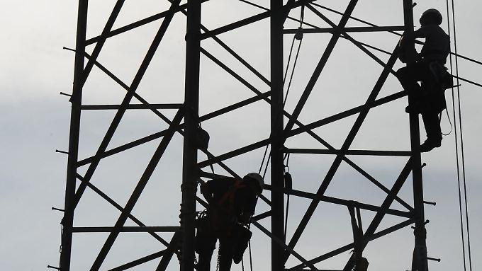 Die Netzbetreiber rechneten mit 20 Milliarden Investitionskosten.