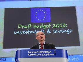 EU-Kommissar Lewandowski will vermitteln.