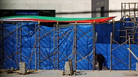 Mord durch radioaktives Polonium?: Arafats Leichnam wird ausgegraben