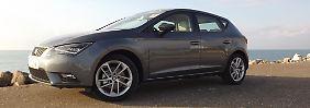 Seit 1999 haben die Spanier rund 1,2 Millionen Exemplare des Seat Leon abgesetzt und hoffen nun auf ein deutliches Wachstum.