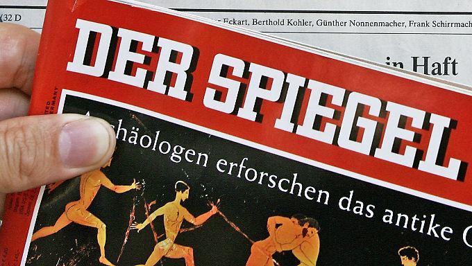 """""""Der Spiegel"""" schlingert nicht, muss aber vorsorgen."""