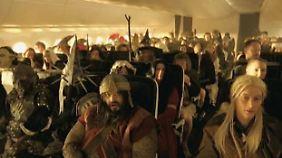 """Hobbit"" feiert Weltpremiere: Ganz Neuseeland profitiert vom Hype"