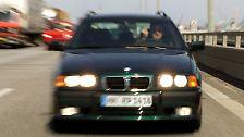 Neben der Spur: Wenn Autofahrer irren