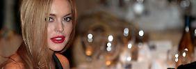 Eigentlich wollte Lindsay Lohan beruflich gerade wieder loslegen ...