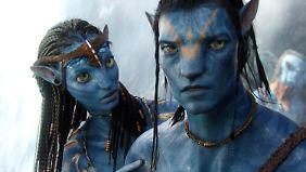 """""""Avatar"""" von James Cameron brachte die 3D-Welle in diesem Jahrtausend ins Rollen."""