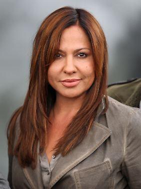 Simone Thomalla gilt als Powerfrau.