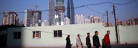 Offizielle Konjunkturdaten: China nimmt Fahrt auf