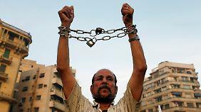 Proteste gegen Verfassungsänderung: Ägypten bleibt gespalten