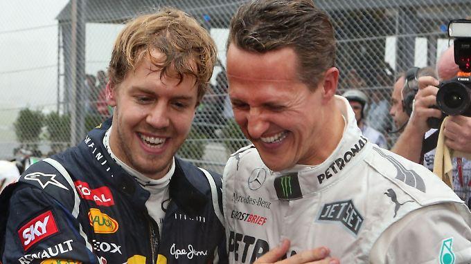 """""""Ich hätte mir von Michael Schumacher ein anderes letztes Rennen erwartet."""""""