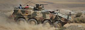 Opposition erzürnt über Panzerdeal: Regierung lobt Saudis