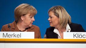 Julia Klöckner ist seit 2010 Landesvorsitzende der rheinland-pfälzischen CDU.