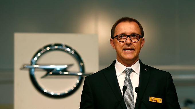 Sedran plant die Aufholjagd: Opel soll die zweitgrößte Pkw-Marke werden.