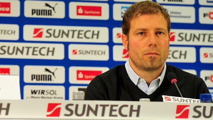 Frank Kramer beerbt den entlassenen Markus Babbel.