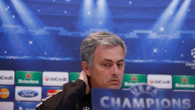Liebt die Provokation: Jose Mourinho.