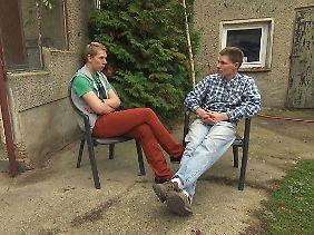 Timo und Denny reden Tacheles.