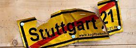 Im Oktober beschied ein Gutachten einen mangelhaften Brandschutz, jetzt gibt es erneut Probleme beim Bau von Stuttgart 21.