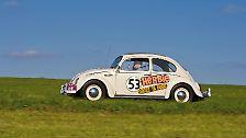 Amerika hatte eben schon immer seine eigenen Gesetze, wie Volkswagen auch Anfang der 1970er Jahre erlebte. Damals verlangte eine neue Gesetzesvorlage von Fahrer und Beifahrer einen Mindestabstand zur Windschutzscheibe bei einer bestimmten Sitzposition mit nach vorne gebeugtem Körper.