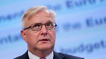 """EU-Kommission nährt Hoffnungen: """"Wendepunkt in der Euro-Krise"""""""