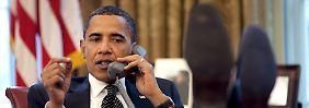 USA verärgert über Snowdens Asylantrag: Obama bedrängt Putin
