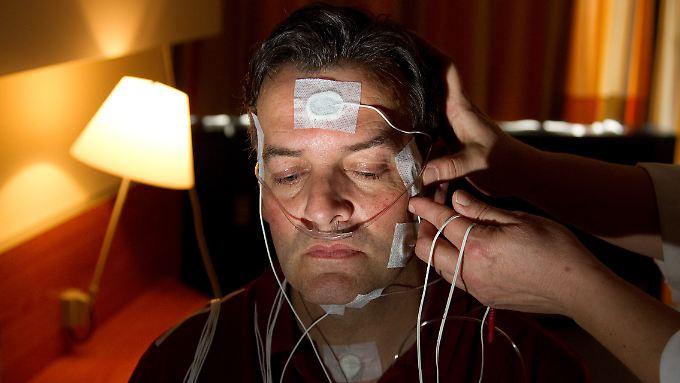 Zehn Prozent der Bevölkerung leiden unter einer chronischen Schlafstörung.