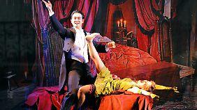 Lustige Witwen haben nicht nur einen Platz in der Küche, sondern auch auf der Operettenbühne.