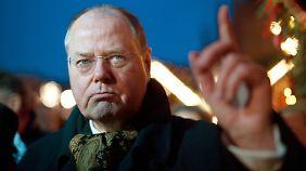 SPD-Parteitag in Hannover: Steinbrück zeigt sich zuversichtlich