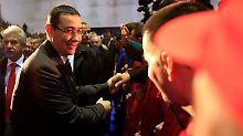 Ponta scheint den Machtkampf mit dem Präsidenten gewonnen zu haben.