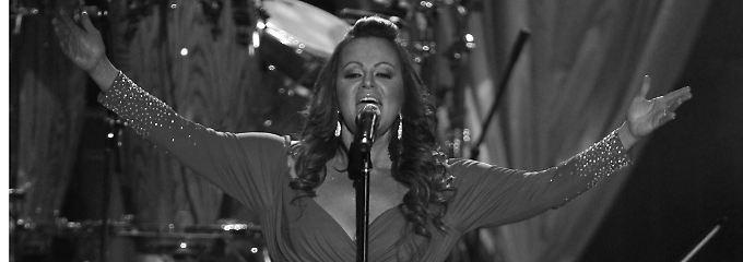 Die Sängerin Jenni Rivera ist vor allem bei mexikanischen Einwanderern in den USA beliebt.