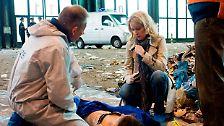 """Charlotte Lindholm ist die erste Tatort-Kommissarin, die in einer Doppelfolge ermittelt. """"Wegwerfmädchen"""" läuft an zwei aufeinander folgenden Sonntagen."""