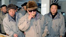 Von wegen Otter-Schweiß!: So schön war's mit Kim Jong-Il