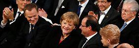 Nobelpreis für die EU: Europa, hör die Signale!